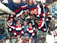 مشهورترین زنان فضانورد +تصاویر