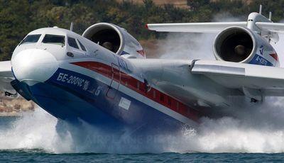 هواپیمای عجیب روسی در آمریکای لاتین + عکس