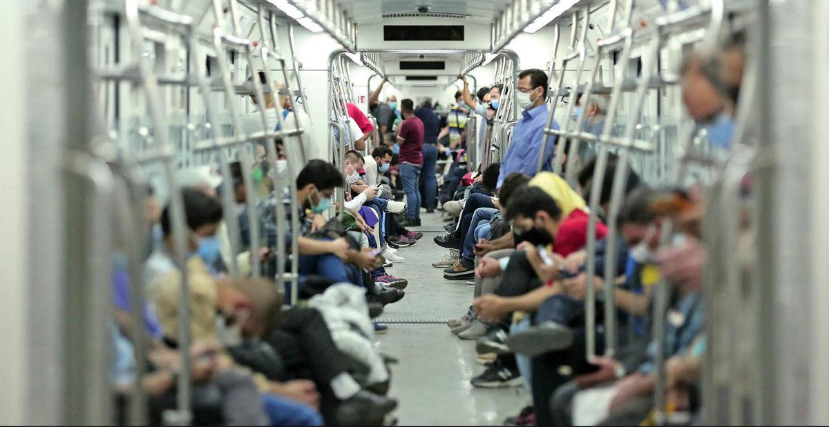 دلتا همسفر هر روزه مسافران پایتخت در مترو