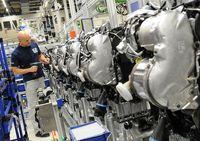 تقویت اقتصاد آلمان به دنبال افرایش تولیدات صنعتی