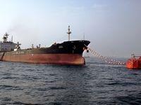 یک نفتکش ایرانی جان 13 دریانورد را نجات داد