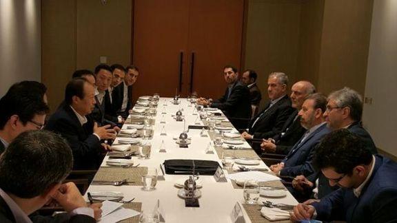 رایزنی ایران و سامسونگ برای سرمایهگذاری و تولید مشترک