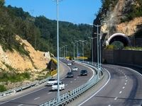 کاهش تردد در جادههای کشور
