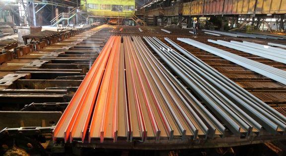 رشد صنعت فولاد ایران بالاتر از میانگین جهانی