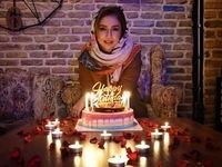 فرزاد حسنی در جشن تولد شبنم قلیخانی +عکس