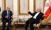 دیدارهای امروز وزیر امور خارجه +تصاویر