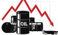 قیمت نفت خام سقوط کرد