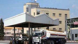 رژیم صهیونیستی از ورود سوخت به غزه جلوگیری کرد
