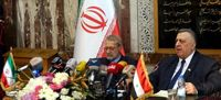 لاریجانی: سوریه از محورهای مهم مقاومت است