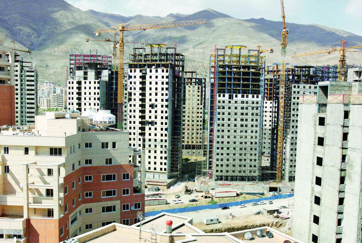 تغییر مسیر ناگهانی قیمت آپارتمانها