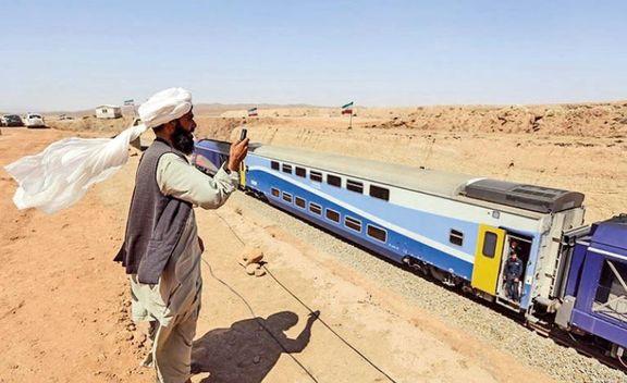 راه آهن ایران به هرات میرسد