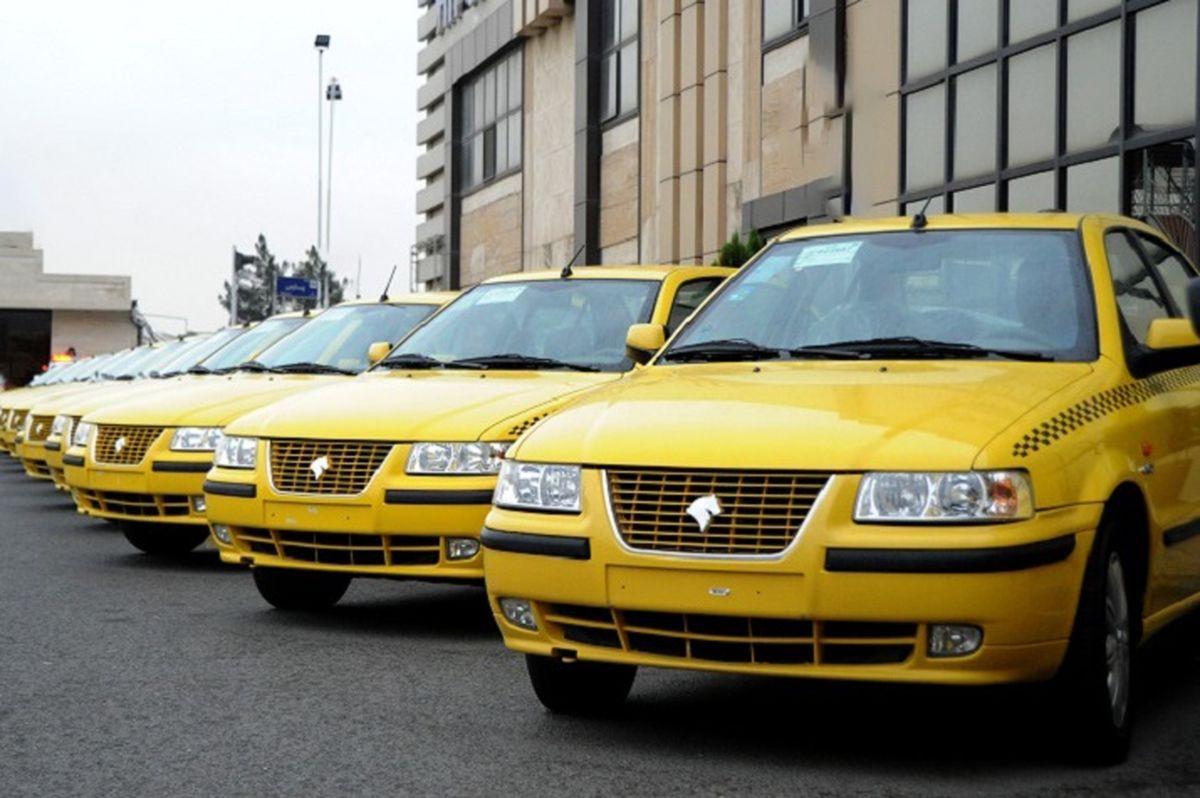 ۳۰هزار تاکسی به ناوگان حمل و نقل عمومی کشور اضافه می شود