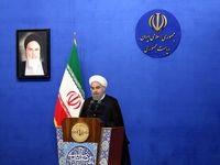 روحانی: همه باید در کنار هم برای توسعه و پیشرفت کشور فداکاری کنیم