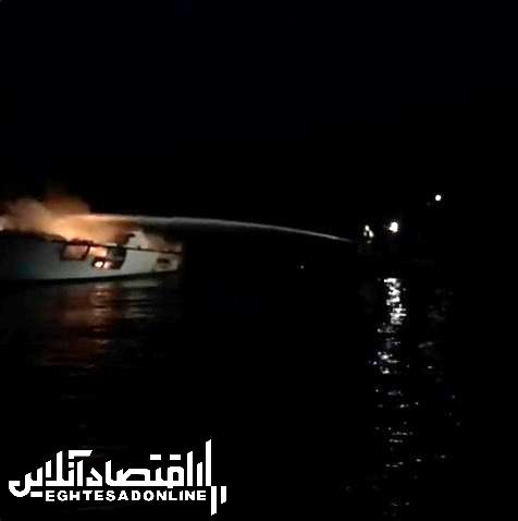Deadly fire on California dive boat