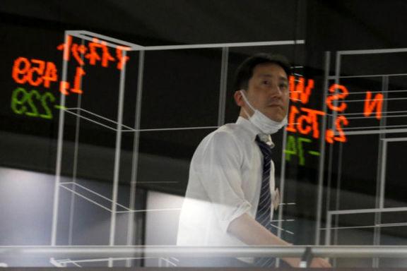 سقوط سهام آسیایی با تداوم نوسان شدید بازار