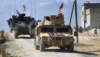 پایگاه نظامی آمریکا در شمال سوریه تخلیه شد +فیلم