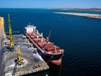 پهلوگیری 5 کشتی حامل کالای اساسی کشور در بندر چابهار