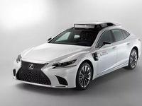 تویوتا خودروهای خودران را ایمن میکند