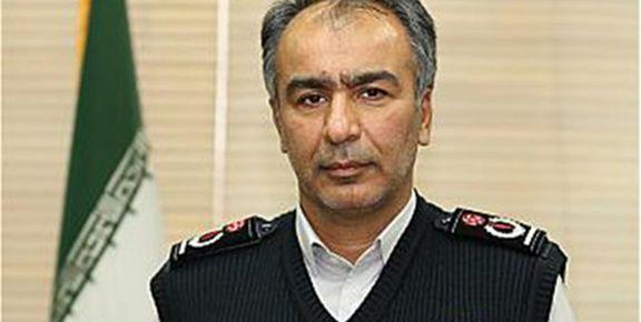 نردبانهای آتش نشانی تهران تکمیل شد