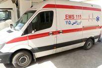 کامیون پدر و کودک خانواده را به کام مرگ کشاند