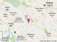 زمین لرزه ۳ریشتری باغ ملک خوزستان را لرزاند