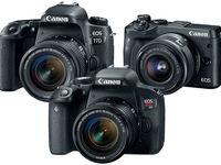 رونمایی غیرمنتظره کانن از سه دوربین جدید