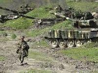 ادامه درگیری ارمنستان و آذربایجان در قرهباغ