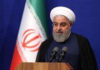روحانی :اگر برجام به نفع آمریکا بود، چرا از برجام خارج شد؟ +فیلم