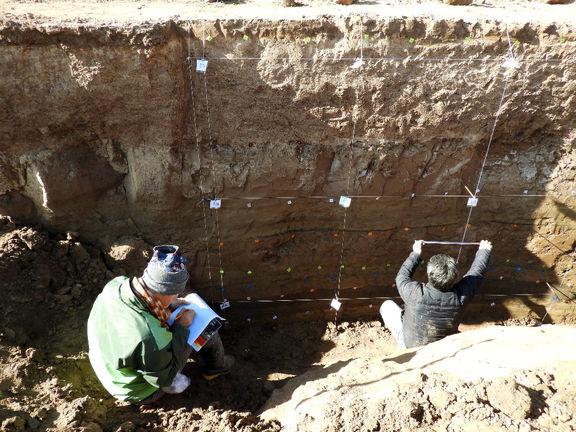 طرح شناسایی و تعیین حریم گسلهای فعال کلان شهر کرج، به روایت تصویر