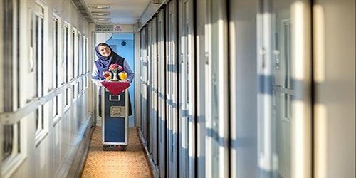قطارهای نور، تجربهای به یاد ماندنی از سفر به اصفهان