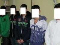 انهدام باند سارقان حرفهای خودرو در ملارد