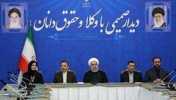 تحریمهای آمریکا علیه ملت ایران، جنایت علیه بشریت است/ بزرگترین قدرت برای دفاع از نظام، مردم ایران هستند