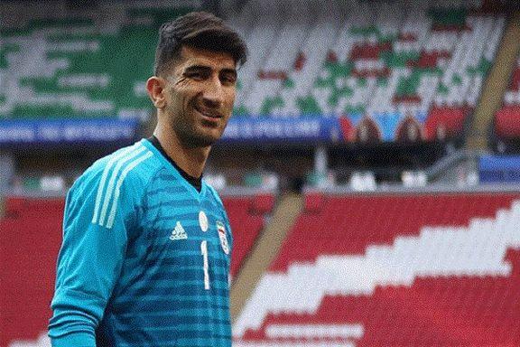 بیرانوند قهرمان آسیایی جام جهانی در نظرسنجی ایافسی