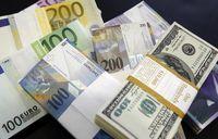 دلار آمریکا جایش را در نقل و انتقالات مالی جهان به یورو واگذار کرد