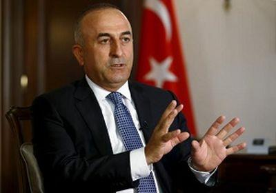 سفر اعلام نشده وزیر خارجه ترکیه به ایران