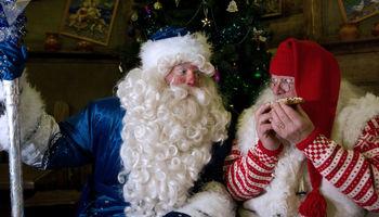 بابا نوئل در کشورهای مختلف چه شکلی است؟ +تصاویر