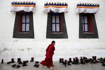 زندگی متفاوت مردم تبت +تصاویر