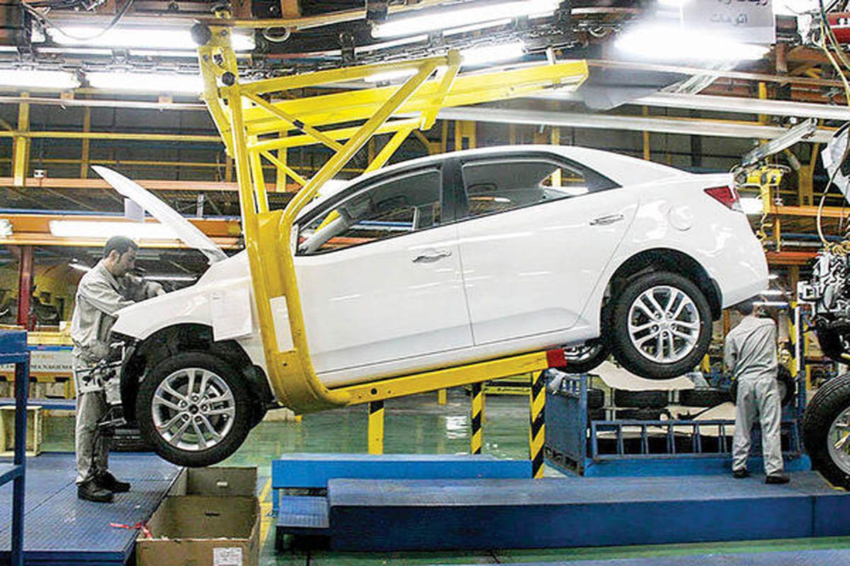 تابعیت ایرانی برای خودروهای خارجی