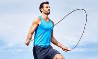 ۱۰دقیقه طناب زدن برابر ۴۵دقیقه دویدن است