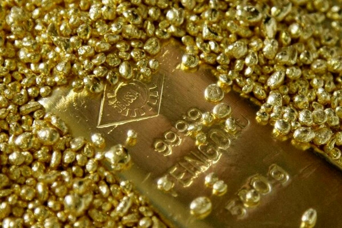 رشد قیمت طلا در بازار جهانی