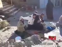 مادری که در زلزله میانه داغدار کودکش شد +فیلم