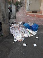 الواقتصادآنلاین/ وضعیت نامناسب جمعآوری زباله در ایرانشهر