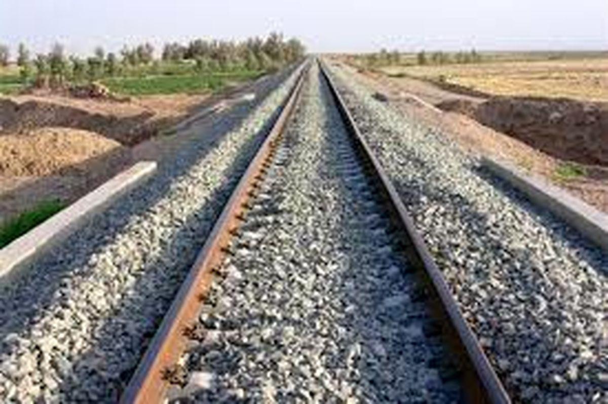 مسیر ریلی ایران به افغانستان ساخته میشود