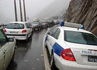 محدودیت ترافیکی در جاده کرج - چالوس اجرا میشود