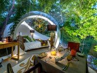 هتلهای حبابی در جهان +تصاویر