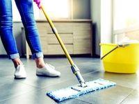 با ٢٠ دقیقه نظافت، فرمانروای خانه شوید