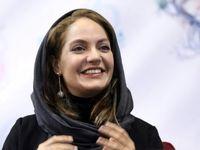 کنایه رضا رفیع به حجاب مهناز افشار +عکس