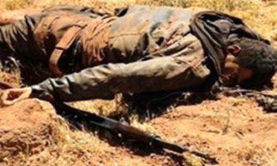 مرگ دست راست ابوبکر البغدادی در عراق