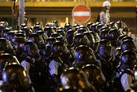 درگیری شدید معترضان هنگ کنگ با پلیس +فیلم