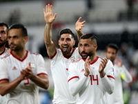 تیمهای ملی فوتبال تونس و ایران به مصاف هم میروند